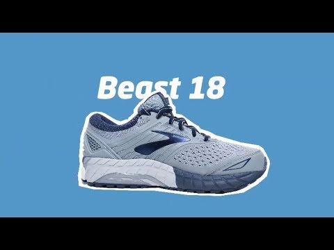 The New Beast 18 from Brooks Running