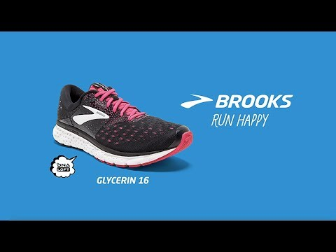 The New Glycerin 16 from Brooks Running