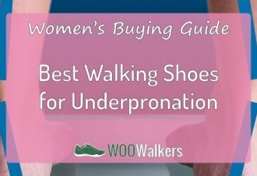 The 3 Best Women's Walking Shoes for Supination (Underpronation)
