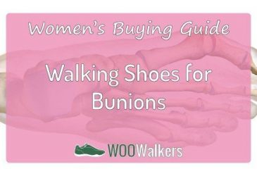 The Best Women's Walking Shoes for Bunions