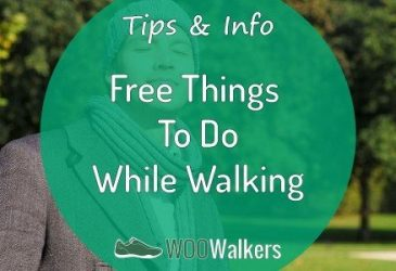 20 Free Things to do While Walking 2
