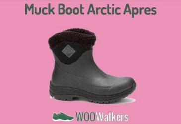 Muck Artic Apres Casual Slip-On Women's Winter Ankle Boot 1