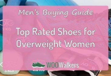Walking Shoes for Overweight Women – The Top 5 1