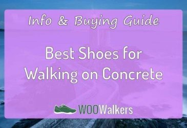 Best Shoes for Walking on Concrete 1